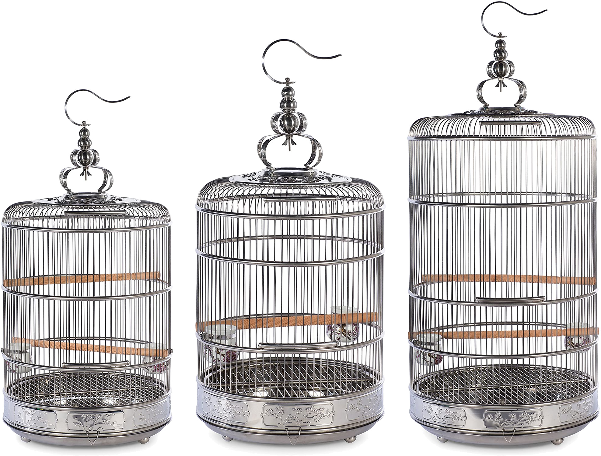 Prevue Pet Products Stainless Steel Bird Cages