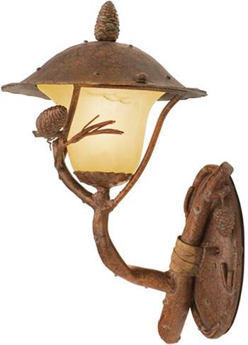 Kalco 9161PD Ponderosa Wall Lantern