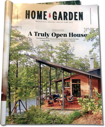 Southern Living July 2020 Design Inspiration A Truly Open House Article by Grace Haynes Photographs by Hector Manuel Sanchez