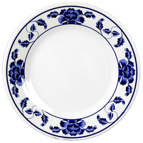 Thunder Group Asian Lotus Melamine Restaurant Dishes