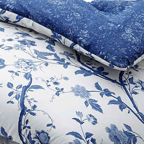 Laura Ashley Home Elise Reversible Comforter