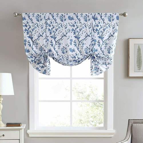 Laura Ashley Home Elise Window Valance