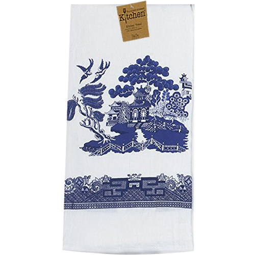 Kay Dee Designs Blue Willow Flour Sack Towel