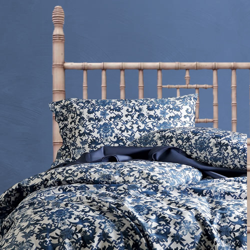 Azulejos Medallion Bedding