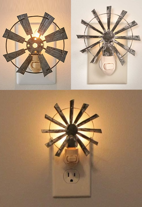 Windmill Nightlights