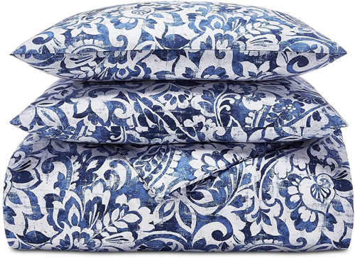 Charter Club Damask Designs Paisley Denim Bedding Collection