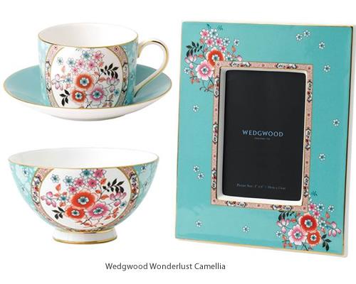 Wedgwood Wonderlust Camellia