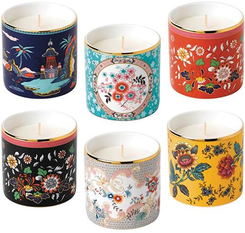 Wedgwood Wonderlust Candles