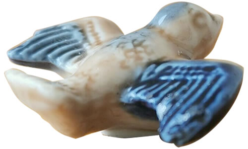 Wade Whimsies Swallow, Blue Bird or Swift
