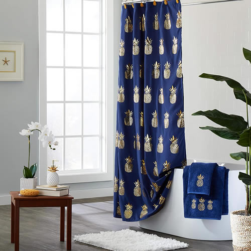 SKL HOME Gilded Pineapple Bath Collection