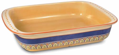 Pfaltzgraff Villa Della Luna Rectangular Lasagna Baker