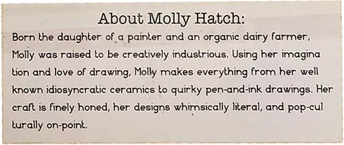 About Molly Hatch